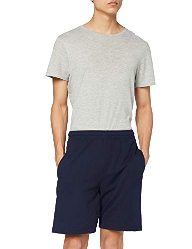 Fruit of the Loom Herren Performance Shorts, Blau (DeepNavy Az), 44 (Herstellergröße: XXL)