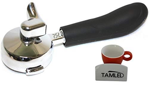 Siebträger 1 Portion + Espressotasse für Rancilio Espressomaschinen Set