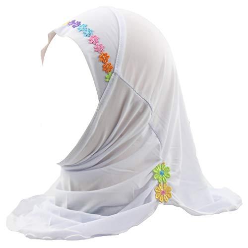 Hijab Musulmán Niña Bufanda - Rendir Culto Fuente...