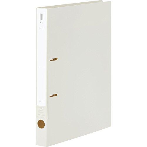 コクヨ ファイル リングファイル NEOS A4 220枚収容 オフホワイト フ-NE430NW