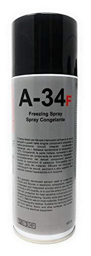 A34F AEROSOL ENFRIADOR /NIEVE LIQUIDA/FREEZING (400ML) en el sitio sensakey lo tiene mas economico