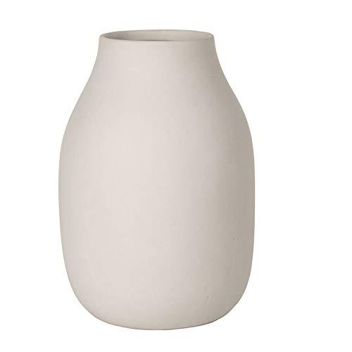 blomus Vase-65705 - Vaso 'Moonbeam', altezza 20 cm, diametro 14 cm