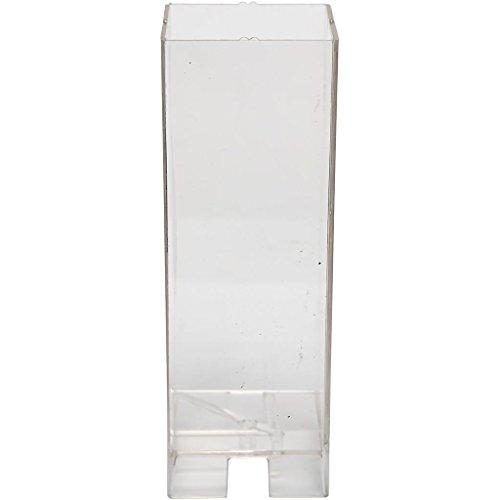 Moule à bougie carré 160 x 60 mm