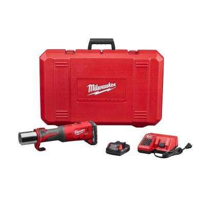 Find Discount Milwaukee 2773-20 Force Logic Press Tool