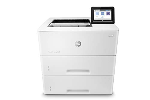 HP LaserJet Enterprise M507x with One-Year, Next-Business Day, Onsite Warranty (1PV88A),White