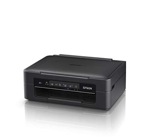 Epson C11CH17403 Expression Home XP-255 - Impresora Multifunción Compacta con Wi-Fi, Inyección de Tinta 3IN1, A4/WLAN, Negro