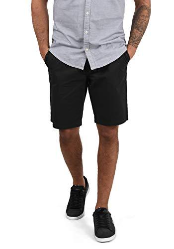 Blend Ragna 20704154ME Chino Shorts, Größe:L, Farbe:Black (70155)
