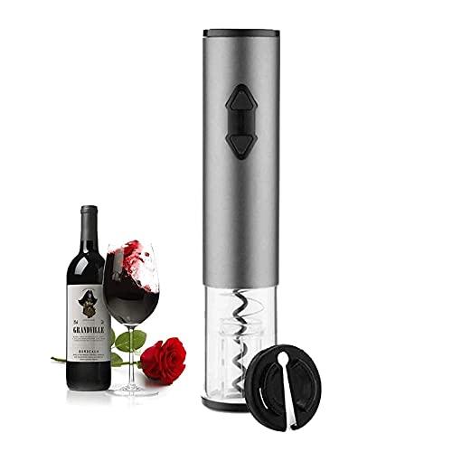 HFFSGS Kit de abrigos de botellas de vino eléctrico, kits de abrigos de botellas inalámbricos operados por batería Professional PROFESSIONAL CAN APERTURADOR CON CORTÓN DE FOIL PARA LA BARRA DE PARTIDO