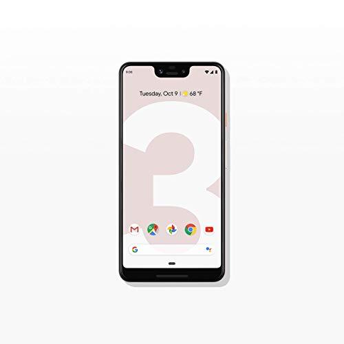 Google Pixel 3 XL Smartphone (G013C) GSM Unlocked + Verizon - 64GB / Not Pink (Renewed)