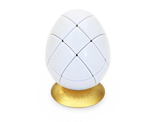 Mefferts 501266 - Geduldspiel Morph's Egg, Das Wechselnde Puzzle Ei, 3D-Puzzle in attraktiver Geschenkverpackung
