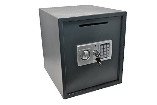 Caja Fuerte De Deposito Anti Bounce