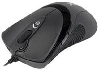A4tech Oscar Optical Gaming Mouse X-748K USB Óptico 3200DPI Negro - Ratón (Óptico, USB, 3200 dpi, Negro)
