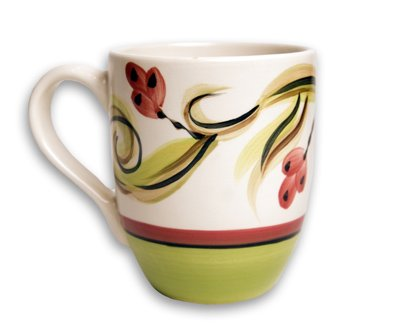 Gail Pittman Honeysuckle 16 Ounce Coffee Mug -  Gail Pittman Designs