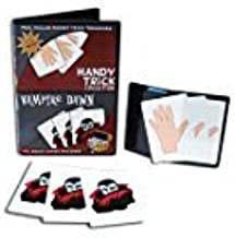 Paul Hallas Packet Trick Treasures: Handy Trick Collection & Vampire Dawn Packet Tricks with Teaching DVD by Magic Makers
