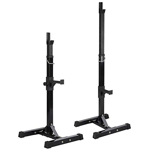 YAHEETECH Utility Home Workout Weight Home Gym Portable Dumbbell Racks Stands