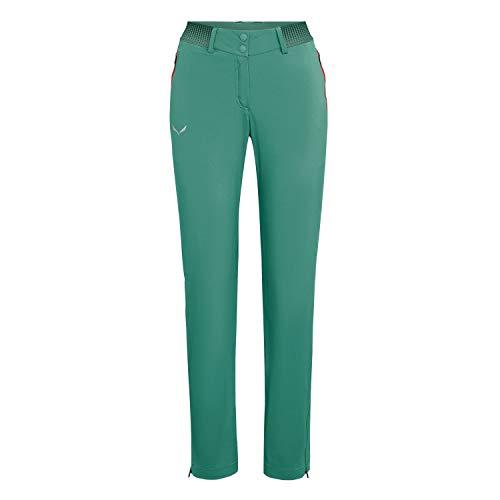 Salewa PEDROC 3 DST W Pantalon Femme Feldspar Green/6080 FR : XS (Taille Fabricant : 40/34)