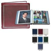 Pioneer X-Pando Post Bound, Magnetic Page Photo Album with Solid Color Covers...