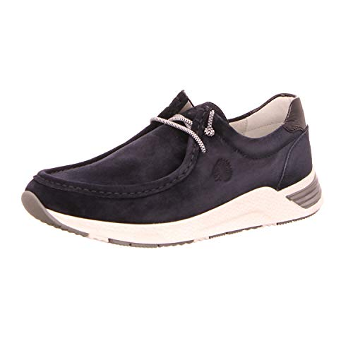 Sioux Damen Grash-d191-57 Sneaker, Blau (Ink 008), 41 EU (7 UK)