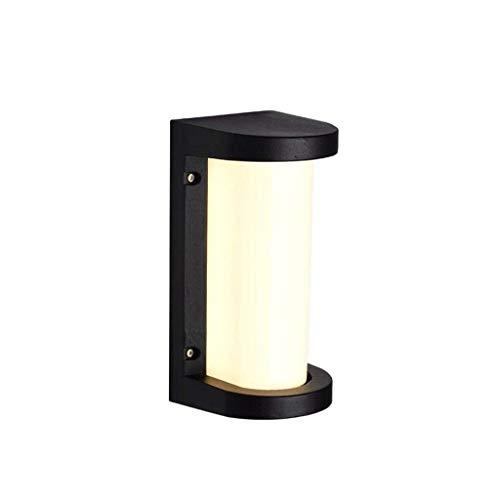 Sencillo pero bonito lámpara de pared De pared de luz, de interior moderno brillante LED Lámparas de pared Lámparas de pared, ángulo del accesorio de iluminación Ajuste for el Pasillo Escaleras Hotele