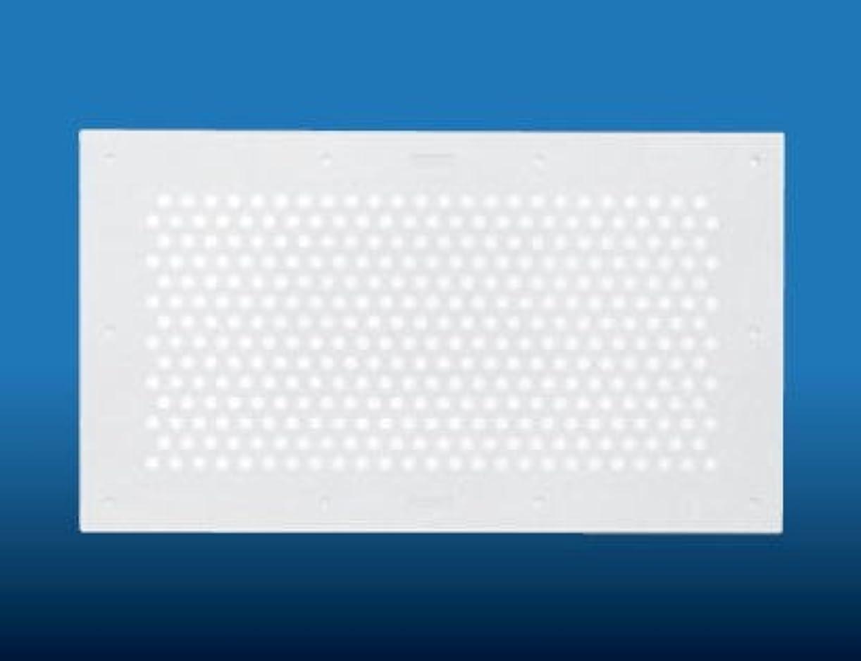 ハンディ郵便屋さん粘性のキョーワナスタ 角型軒天換気口 KS-0812P 200×350