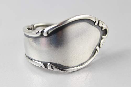 Besteckschmuck Ring, ca. 66 (21) Ring aus Besteck
