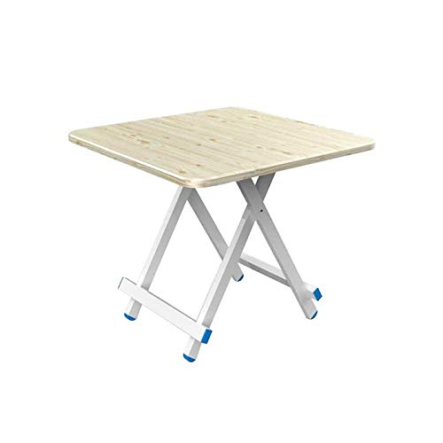 Yuanyuanliu Klapptisch Esstisch Heimtisch Klapptisch Esstisch Einfacher Tisch (Color : T3, Size : 60cm)