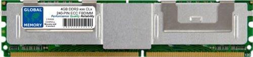 4GB DDR2 533/667/800MHz 240-PIN ECC Fully BUFFERED DIMM (FBD