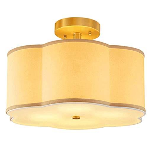SPNEC Tela de Cobre Simple lámpara del Techo, económico y práctico decoración del hogar Iluminación