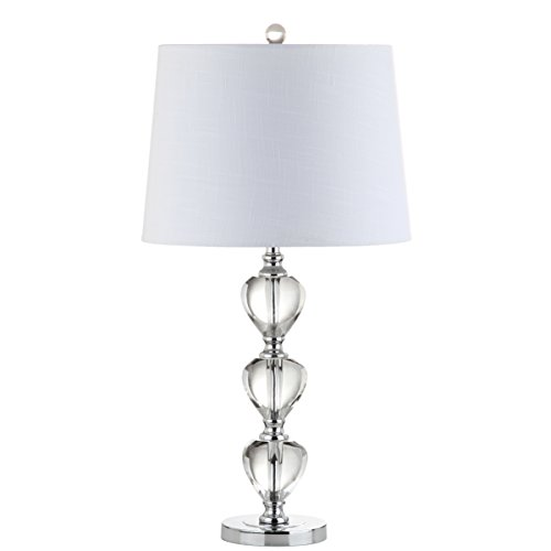 Crystal LED Table Lamp Traditional, French Style