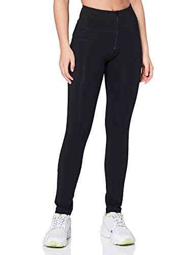 FREDDY Pantalone WR.UP Skinny Vita Alta Lunghezza Regular in Cotone Elasticizzato - Black - Medium