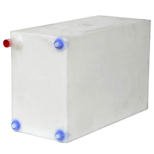 A.A 16 Gallon RV Fresh/Gray Water Tank 24