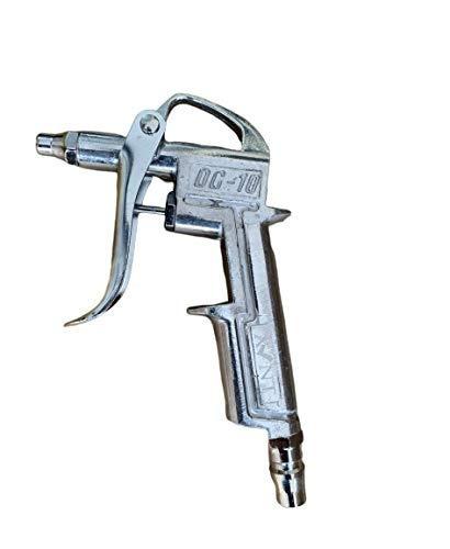 V&D Tools Compressed Aluminium Air Blowing Gun (Silver)