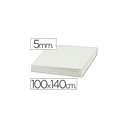 Liderpapel - Cartón Pluma Doble Cara 100X140 Cm Espesor 5 Mm