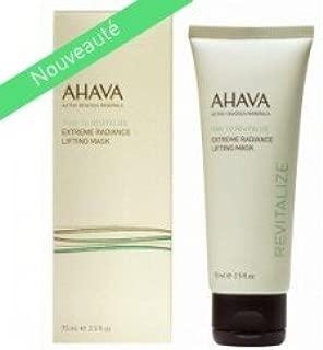 AHAVA Dead Sea Minerals Extreme Radiance Lifting Mask 2.5 oz
