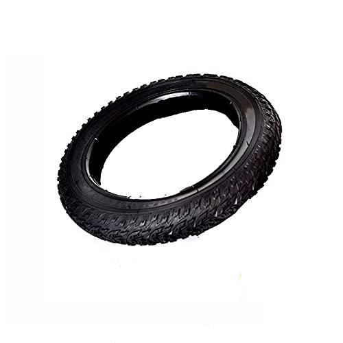 Neumático De Bicicleta Neumáticos De Bicicleta Para Niños 24 * 195/183,26 * 195/183 Neumático De Repuesto Para Bicicleta Plegable Negro De Goma Para Niños Accesorios De Bicicleta De Carretera
