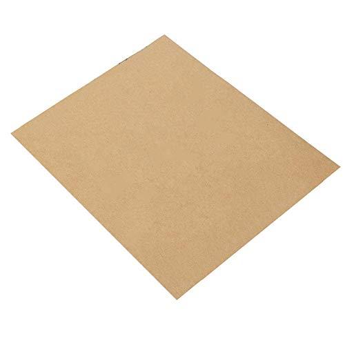 Schleifpapier, gelbes Papier Schwarzer Sand Finish Schnelle Wärmeableitung Wasserdichtes Schleifpapier, Architekturauto zum Polieren von Holz