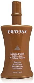 PRAVANA Keratin Fusion Revitalizing Shampoo 10.1 oz.