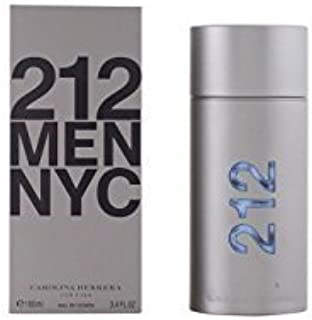 212 by Carolina Herrera for Men - Eau de Toilette, 100ml