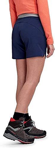 Mammut Damen Shorts Sertig, blau, 40