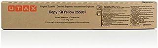 Original Utax 662510016 Toner Yellow für Triumph Adler 2550 Ci
