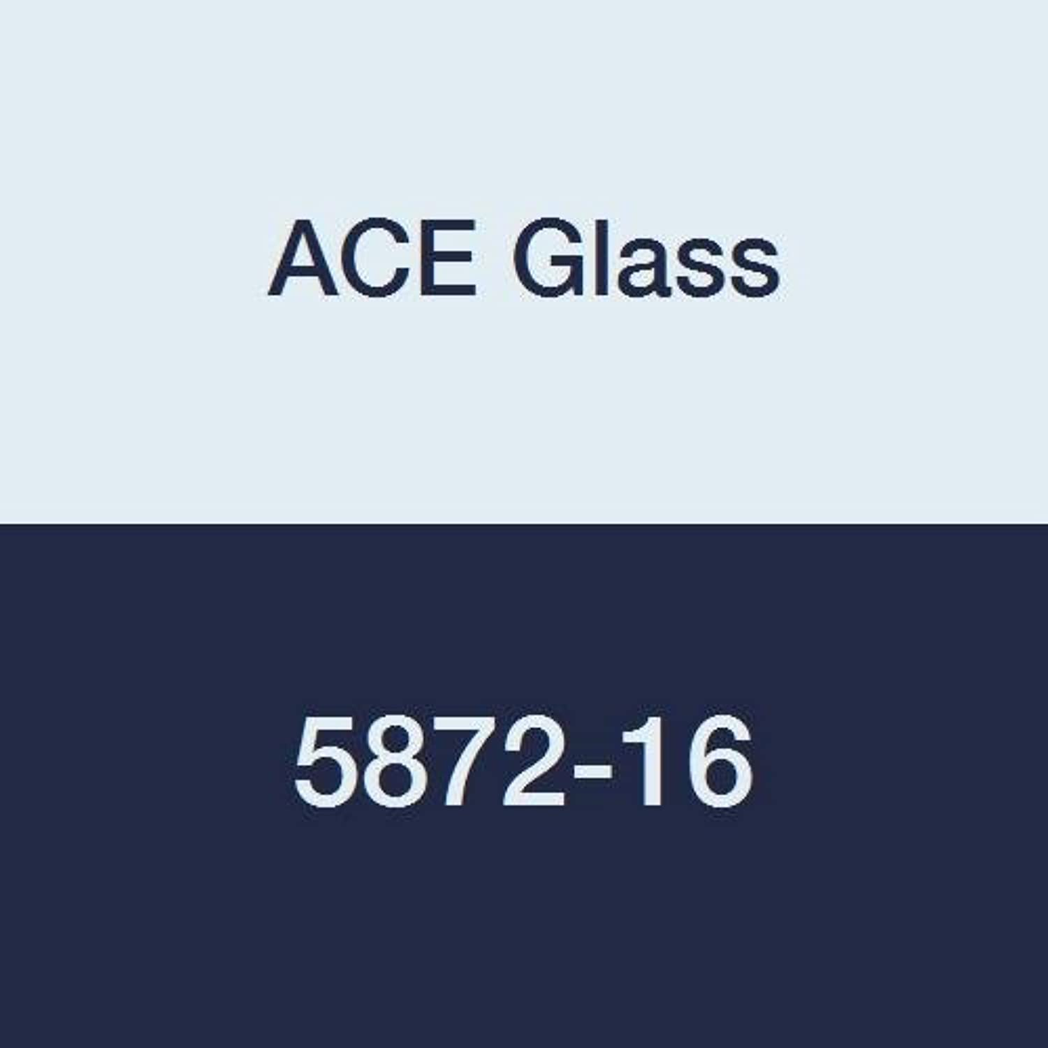 ACE GLASS 5872-16 Series 35 20 Epoxy Coated Flash Chromatography Column, 25 mm ID, 18  Length