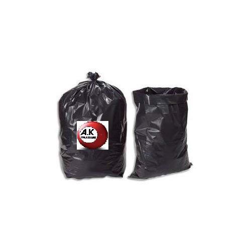 Poly-Lion Forte 10 S Heavy Duty noir sacs poubelles ordures Large Sacs déchets Ordures