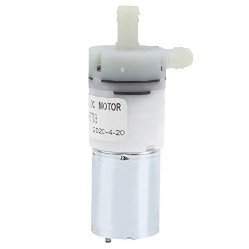 Mini bomba de agua estricta, acero inoxidable DC12.0V -20~60 ℃ DC9.6V ~ 14.4V