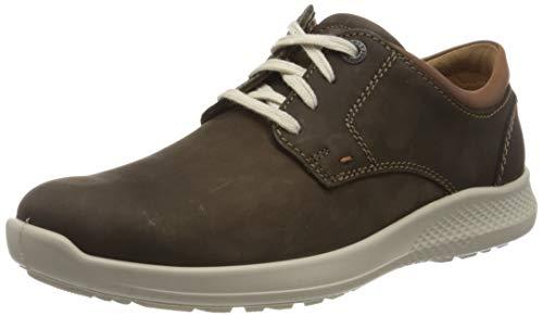 Jomos Herren Campus II Sneaker, Braun (Choco/Cognac 138-3067), 43 EU
