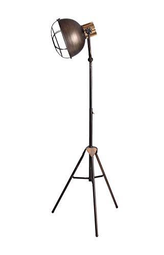 Industrieleuchte Stehlampe Loft gmf005 Palazzo exklusiv