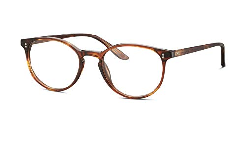 Marc O'Polo 503090 Brille Havana, 48/20/140 Unisex Erwachsene