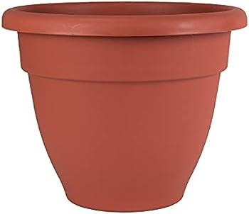 Caribbean 8 Inch Flower Pot Round Planter