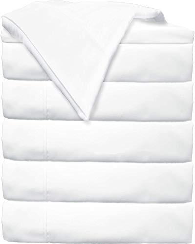 flat white sheet twin - 3