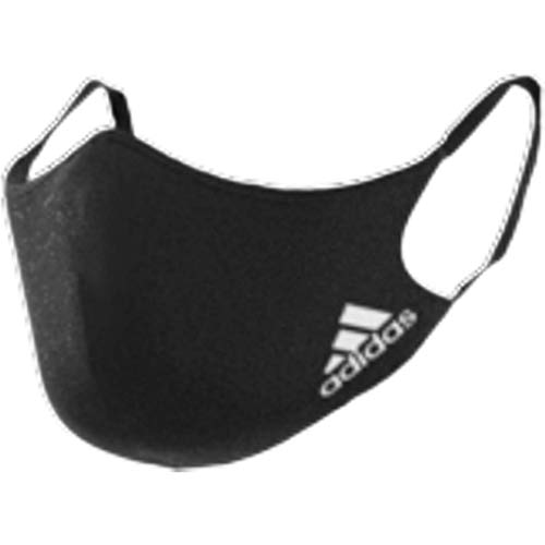 adidas Face Cover Large-Not for Medical Use, Unisex – Adulto, Multicolor/Black/White/Power Red, NS