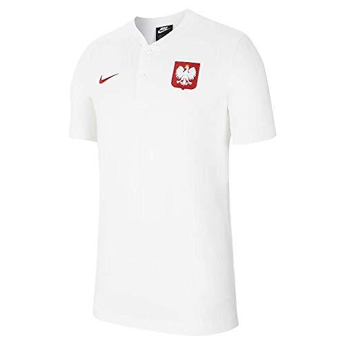 Nike Damen T-Shirt, Weiß, S